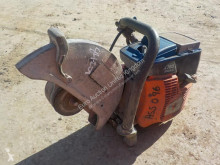 matériel de chantier scie à sol occasion