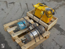 n/a 110Volt Submersible Water Pump (2 of), 110Volt Transformer (2 of construction
