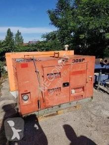Denyo áramfejlesztő építőipari munkagép