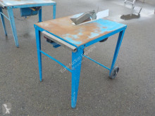 Alba TLE 4 Table Saw construction