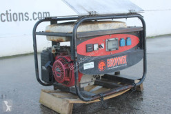 Europower EP6000/25 Generator construction