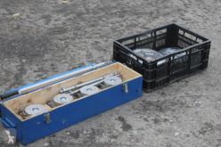 materiaal voor de bouw onbekend Dorvic Machine Transporter+Krat Slijpschijven