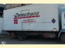 remolque furgón usado