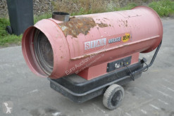 Sial 80KW Oil Space Heater construction