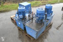materiaal voor de bouw onbekend Hydraulic Power Pack