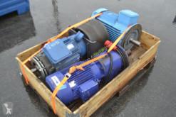 n/a Industrial Alternator (3 of) construction