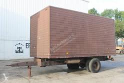 matériel de chantier nc Generator aanhangwagen