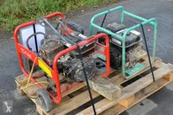 materiaal voor de bouw onbekend Pallet of 2.6KvA Generator, Water Pump