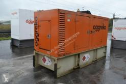 Aggreko SHP/8035E construction