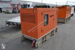 Aggreko GHP/8035E construction
