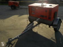 n/a 8KvA Single Axle Generator construction