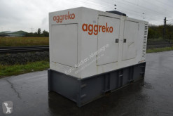 Aggreko GHPII/8035E construction