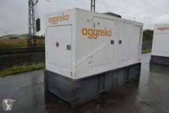Aggreko GHPII/8035E construction