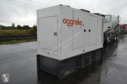 Aggreko GHPII/8065SRE construction