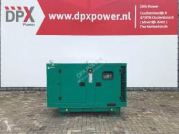 material de obra Cummins C33D5 - 33 kVA Generator - DPX-18503