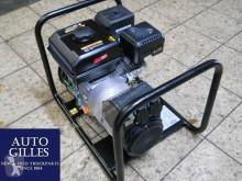 Fogo áramfejlesztő építőipari munkagép