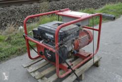 materiaal voor de bouw Kirsch D55 4.2KvA Petrol Generator