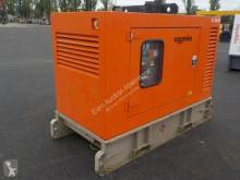 matériel de chantier groupe électrogène Aggreko