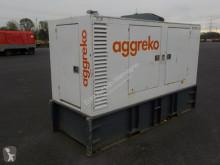 materiaal voor de bouw Aggreko GHPII/8065E