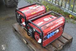 materiaal voor de bouw onbekend Petrol Powered Generator (2of)