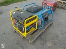 materiaal voor de bouw SDMO WACKER - GV2500 2.3KvA Petrol Generator, Turbo 5000 5KvA Petrol Gene