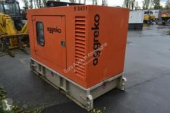 materiaal voor de bouw Iveco Aggreko 30KvA Generator c/w 8035e Engine