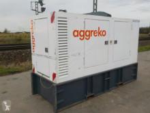 materiaal voor de bouw Aggreko GHPII/8035E