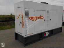 materiaal voor de bouw Aggreko GHPII/DC9-50