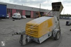 materiaal voor de bouw Putzmeister M740D