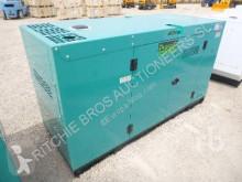 materiaal voor de bouw aggregaat/generator onbekend