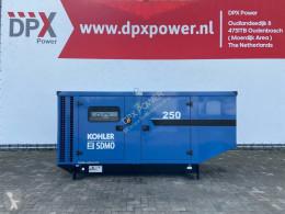 vägbyggmaterial generatorenhet SDMO