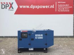 materiaal voor de bouw SDMO K12 - 12 kVA Generator - DPX-17001