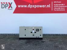 Ricardo R4105ZD - 62 kVA Generator - DPX-19706 construction