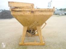 stavebný stroj Secatol Benne à béton 1250 L
