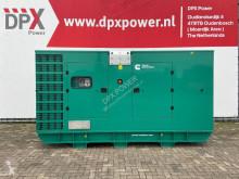 materiaal voor de bouw Cummins C300 D5 - 300 kVA Generator - DPX-18515