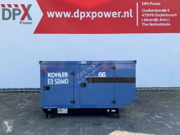matériel de chantier SDMO J66 - 66 kVA Generator - DPX-17103