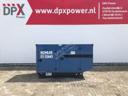 materiaal voor de bouw SDMO J88 - 88 kVA Generator - DPX-17105