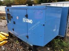 material de obra SDMO J66C2