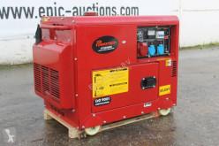 utilaj de şantier n/a Powertech PT6500DS Silent Generator