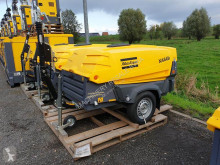 Atlas Copco XAS 97 DD - N PE WHEELS NEW construction