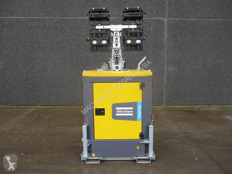 Prohlédnout fotografie Stavební vybavení Atlas Copco HILIGHT B5+ (Kubota) VARIANT
