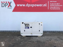 FG Wilson P65-5 - 65 kVA Generator - DPX-16006 construction