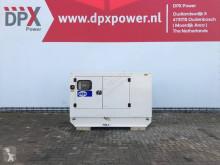 FG Wilson P88-3 - 88 kVA Generator - DPX-16007 construction
