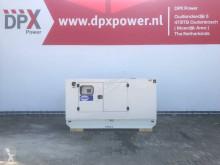 vägbyggmaterial FG Wilson P110-3 - 110 kVA Generator - DPX-16008