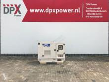 FG Wilson P22-6 - 22 kVA Generator - DPX-16002 construction