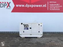 FG Wilson P50-3 - 50 kVA Generator - DPX-16004 construction