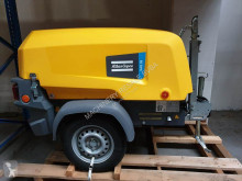 Atlas Copco XAS 38 KD WHEELS N.B. NEW + LUBRICATOR construction
