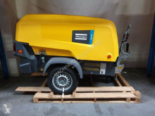 material de obra Atlas Copco XAS 88 KD - N WHEELS W.B. + LUB + DIN EYE NEW
