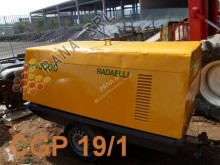 Radaelli MCV 3000 construction