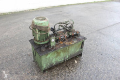 n/a Kracht D 598 Hydrauliek Pomp Met elektro Motor construction
